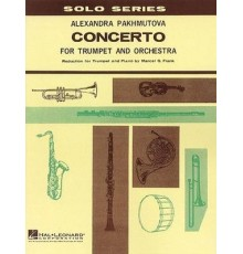 Concerto for Trumpet and Orchestra/ Red.