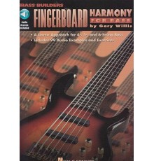 Fingerboard Harmony for Bass Builders/