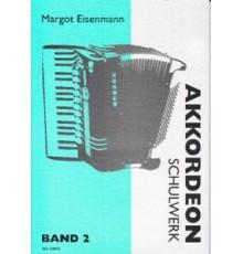 Akkordeon-Schulwerk Band 2