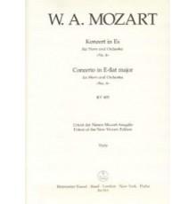 Concerto E flat Major Nº 4 KV495/ Viola