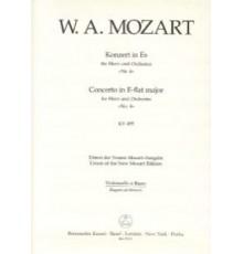 Concerto E flat Major Nº 4 KV495/ Cello-