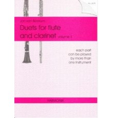 Duets for Flute and Clarinet 1