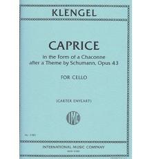Caprice Op. 43