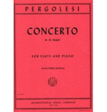 Concerto in G Major/ Red. Pno.
