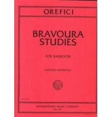 Bravoura Studies