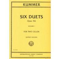 Six Duets Op. 156 Vol. I