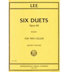 Six Duets Op. 60 Book I
