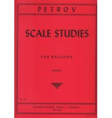 Scale Studies Solo