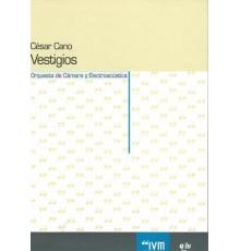 Vestigios/ Full Score