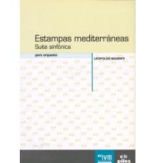 Estampas Mediterráneas/ Full Score A-4