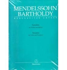 Sonatas for Violin and Pianoforte