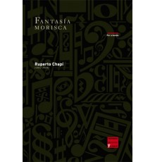 Fantasía Morisca/ Full Score/Parts en CD