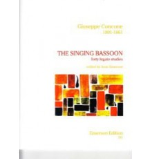 The Singing Bassoon Forty Legato Studies