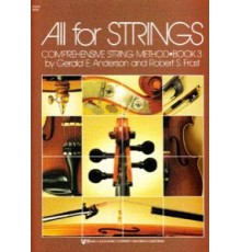 All for String. Viola. Book 3