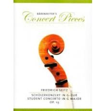 Concerto Nº 2 in G Major Op. 13