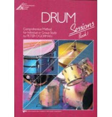 Drum Sessions Book 1