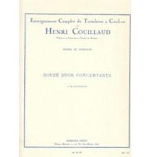 Douze Duos Concertants