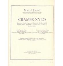 Cramer-Xylo Vol. 1, 40 Etudes Progressi.