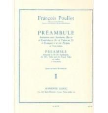 Preambule Vol. 1