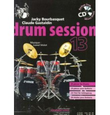 Drum Session 13. 29 Pieces for Drums   C