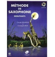 Méthode de Saxophone V. 1 Débutants   CD