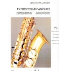 Exercices Mecaniques Vol. 2