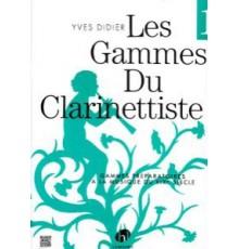 Les Gammes du Clarinettiste Vol. 1