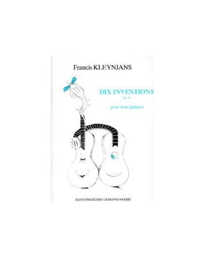 Dix Inventions Op. 76