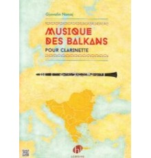 Musique des Balkans pour Clarinette