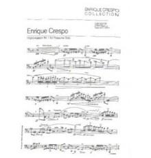 Improvisation Nº 1 für Pasaune Solo