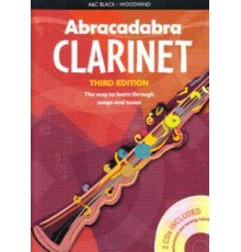 Abracadabra Clarinet   2CD