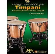 Primary Handbook for Timpani   CD