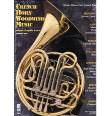 French Horn Woodwind Music   CD