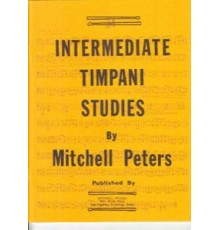Intermediate Timpani Studies, Method