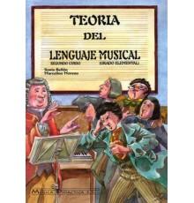 Teoría del Lenguaje Musical 2 Segundo Cu
