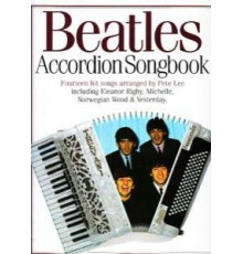 Beatles Accordion Songbook