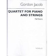 Quartet/ Full Score