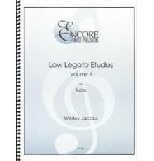 Low Legatos Studies Vol. 3