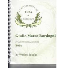 Complete Solfeggi Tuba Bordogni