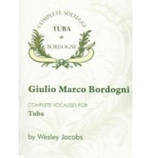 Complete Vocalises for Tuba