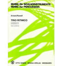 Trio Ritmico/ Full Score