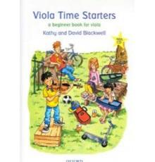 Viola Time Starters   CD