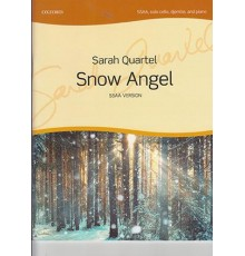Snow Angel/ Vocal Score/ SSAA