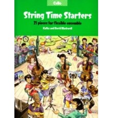String Time Starters  21 Pie