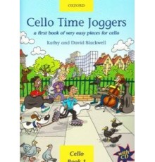 Cello Time Joggers   CD Book 1. Easy Pie