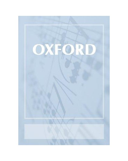 The New Grove Dictionary Opera /4 Volume