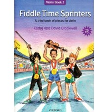 Fiddle Time Sprinters Violin Book 3   CD