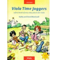 Viola Time Joggers Book 1   CD