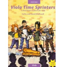 Viola Time Sprinters Book 3   CD