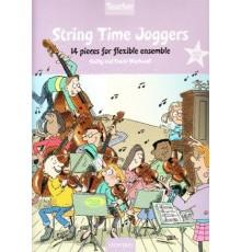 String Time Joggers Teacher   CD